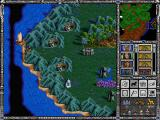 Heroes of Might and Magic II: The Succession Wars Windows Enemy is approaching our gold mines