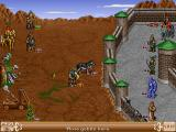 Heroes of Might and Magic II: The Price of Loyalty Windows Assault on the enemy castle