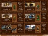 Heroes of Might and Magic II: The Price of Loyalty Windows Barbarian class unit tree