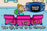 "Rugrats: I Gotta Go Party Game Boy Advance ""Organize the toys"" mini-game"