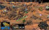 Heroes of Might and Magic V Windows The desert world