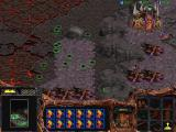 StarCraft Windows Zerg units can dig in to stay out of sight but still keep an eye on the enemy
