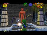 The Legend of Zelda: Ocarina of Time Nintendo 64 Scary re-dead