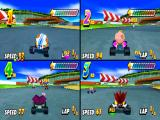 Speed Punks PlayStation Easy raceway, use the multitap for 4 player action