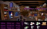 Monkey Island Madness DOS At the pawnshop