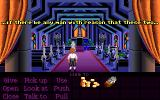 Monkey Island Madness DOS Interrupting the wedding