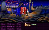Monkey Island Madness DOS Final confrontation with LeChuck