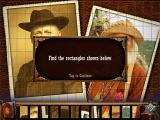 Wild West Quest iPad Something new: Find the parts of the picture in the pictures.