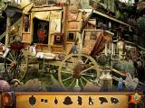 Wild West Quest iPad This time, find the items in the scene by their silhouettes.