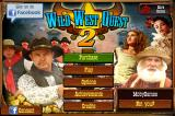 Wild West Quest 2 iPhone Title and main menu. As this is the demo, there is a Purchase button.