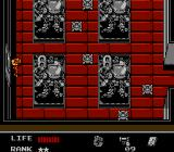 Snake's Revenge NES ...where the mass-produced Metal Gear units are being transferred!