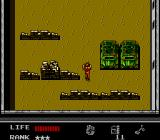 Snake's Revenge NES What lies beyond the prison camp?
