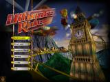 Ultimate Ride Windows Main Menu