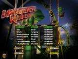 Ultimate Ride Windows Ride or edit pre-made coasters