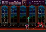 Castlevania Bloodlines Genesis What's better than a nice juicy steak...