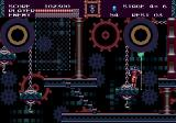 Castlevania: Bloodlines Genesis The only 'puzzle' in the game - jumping on a platform. Great.