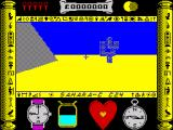 Total Eclipse: Special Edition ZX Spectrum Cactus in the desert