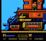 Double Dragon II: The Revenge NES Abore shows no mercy.