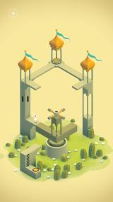 Monument Valley Android The second level.