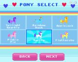 Adventure Ponies! Browser All ponies unlocked (thanks to a cheat code)