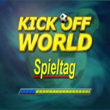 "Kick Off World PlayStation Now loading. No, ""spieltag"" doesn't mean ""now loading""."