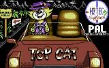 Top Cat in Beverly Hills Cats Commodore 64 Loading screen (tape version)