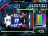 NASCAR Racing 4 Windows The game comes with a paint shop manager that allows the player to customise their car and, potentially, to repaint the cars for later seasons