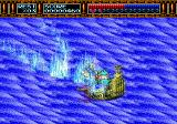 Rocket Knight Adventures Genesis Down the Nile we go.