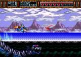 Rocket Knight Adventures Genesis A sea-mechanical-anaconda... now I've seen it all.