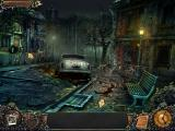 Vampire Saga: Welcome to Hell Lock iPad We are inside the town on a street