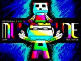 MultiDude ZX Spectrum Load screen