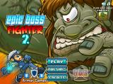 Epic Boss Fighter 2 Browser Start screen