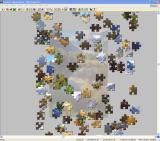 Over 1000 Jigsaw Puzzles Windows The start of a puzzle. 