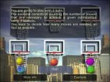 Test & Improve Your Memory Windows The New York puzzle is based around basket balls. 