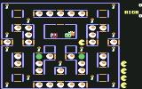Super Pac-Man Commodore 64 Stage 1