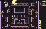 Super Pac-Man Commodore 64 Stage 2