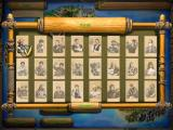 The Treasures of Mystery Island iPad The Sheriff card is marked off.