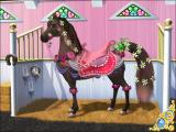 Disney Princess: Royal Horse Show Windows In the Royal stables