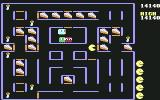 Super Pac-Man Commodore 64 Stage 6