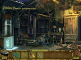 The Treasures of Mystery Island: The Ghost Ship iPad Inside the fisherman's hut
