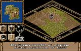 Realms Atari ST The enemy capital of Llorien