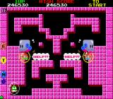 Bubble Bobble Sharp X68000 HELP! ...the good ol' girlfriend kidnapping plot