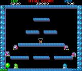 Bubble Bobble Sharp X68000 Two player game