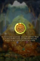 The Treasures of Montezuma 3 iPhone The between-level loading screen