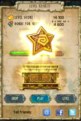 The Treasures of Montezuma 3 iPhone I earned a star