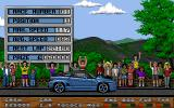 Supercars Amiga Successfully completed track