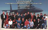 F-15 Strike Eagle III DOS Game credits