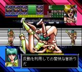 "Super Wrestle Angels SNES Another combat... with different ""Angels""."