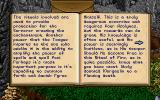 Pagan: Ultima VIII DOS There are quite a few books to be found in this game. This one describes some spell-related material
