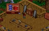 Pagan: Ultima VIII DOS The fun stuff of Ultima: open a wardrobe and rummage through somebody's clothes